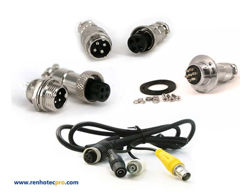 GX series connectors