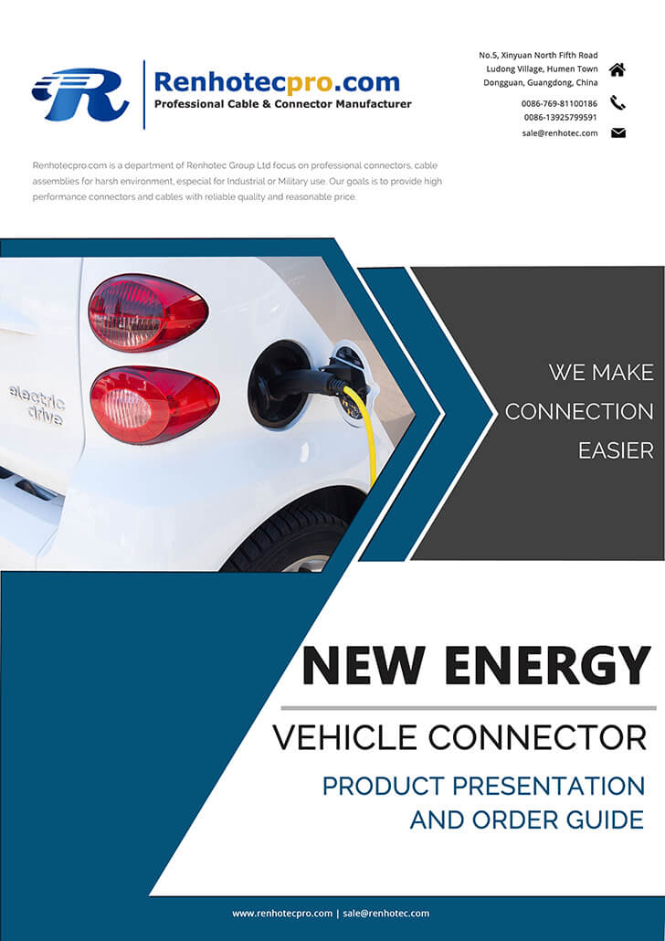 New Energy Vehicle Connector