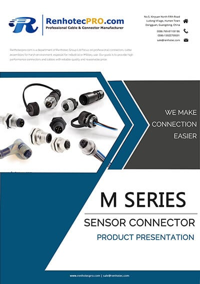 M Sensor Connector Catalog