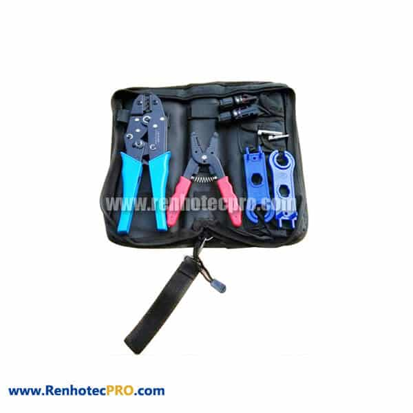 For MC4 Connector Tool Stripping Tool and Crimping Tool