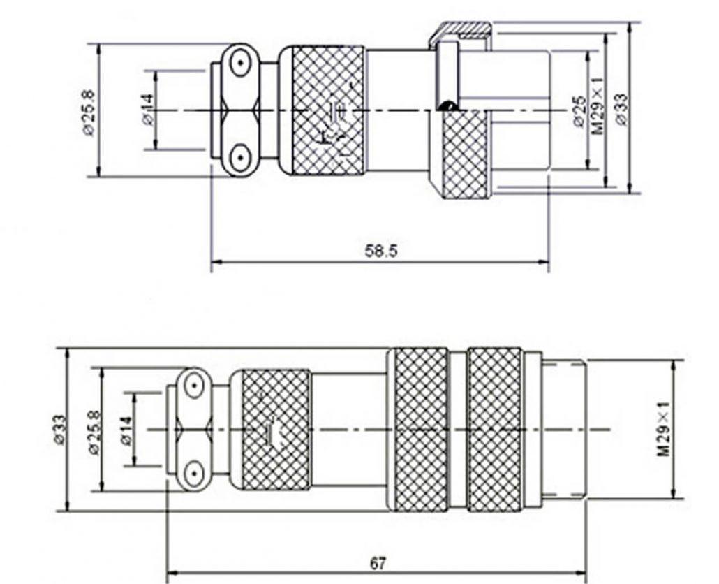 GX30 Docking