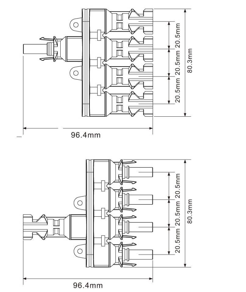 MC4-Branch-Plug-1-to-4