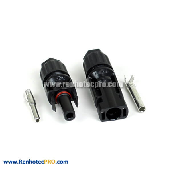 MC4 Connector Cables Solar Connector Male and Female