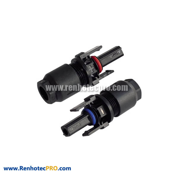 MC4 Connector Female Straight Solar Connector