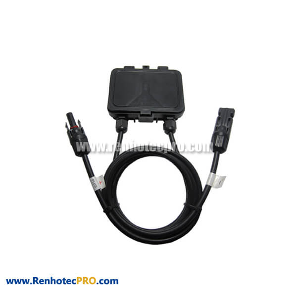 MC4 Connector Led 2Rail Juction Box and Female & Male Cable