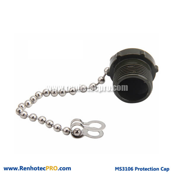 MS3106 Straight Plug Protection Cap MS 5015