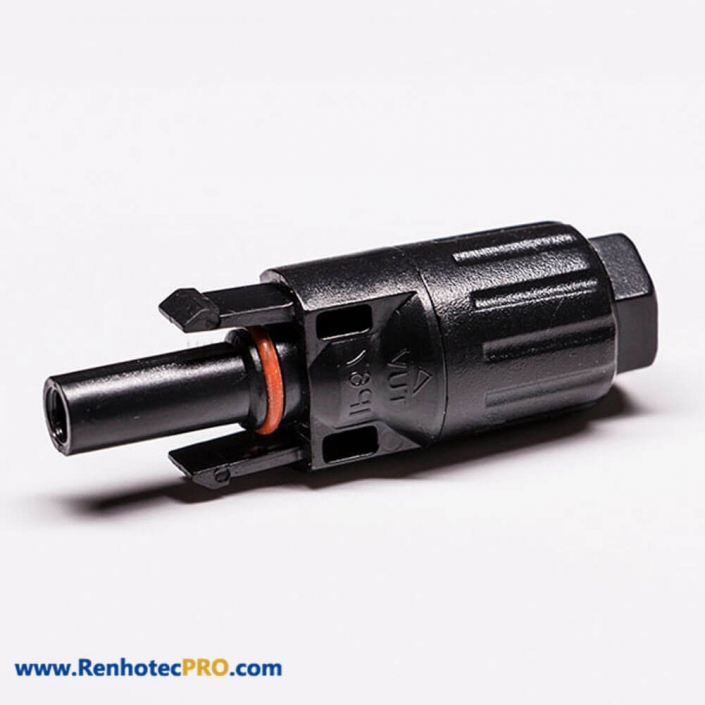 Mc4 Connector Solar Male Cable Waterproof Ip67 Connector