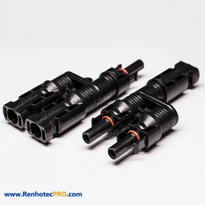 Mc4 Adaptor Kit Cable Solar Panel Connector