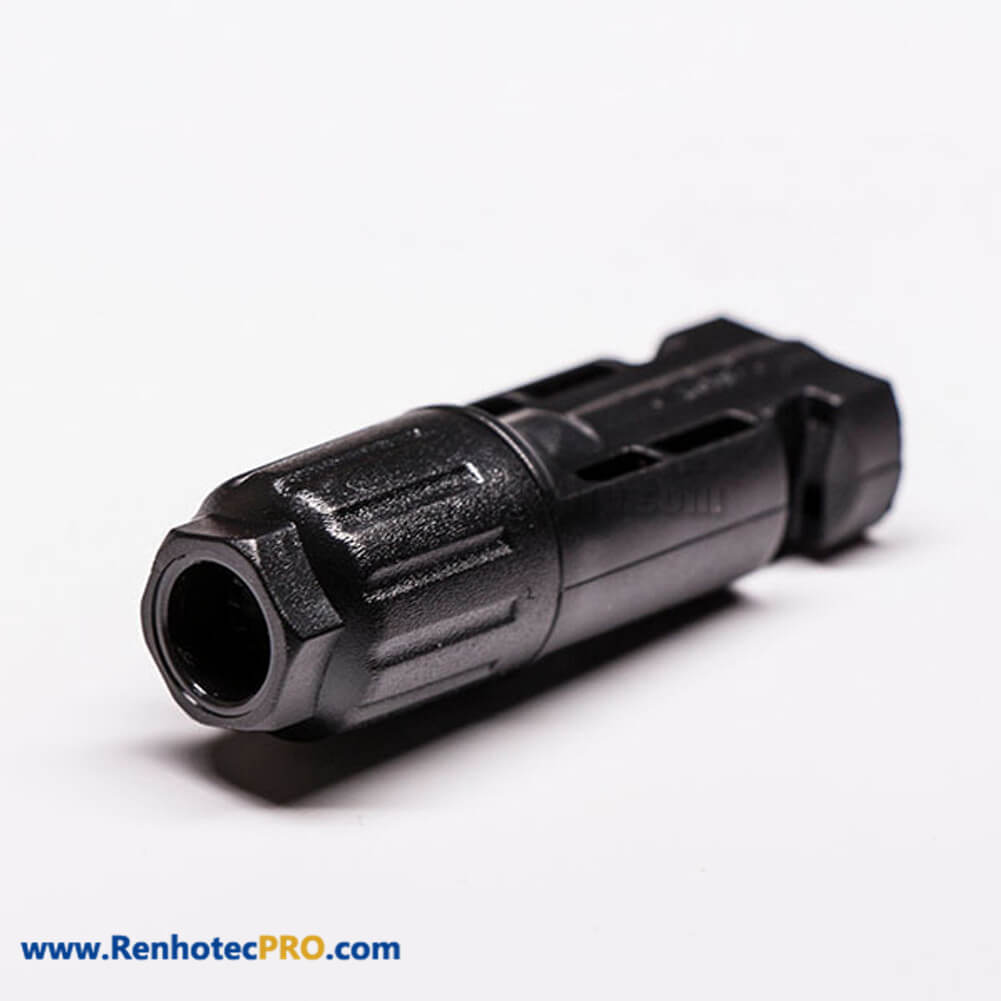 Solar Cable Connector Mc4 Female Connector Waterproof Ip67