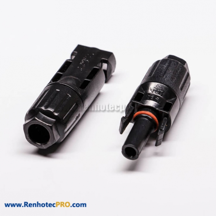 Mc4 Male and Female Connectors One Pair