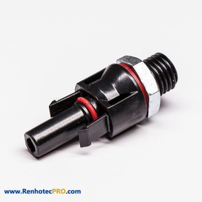 Mc4 Connector for Solar Panel Mount Male