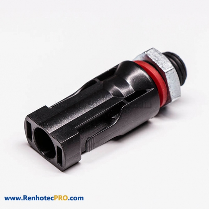 Mc4 Connector for Solar Panel Female with Waterproof Ip67