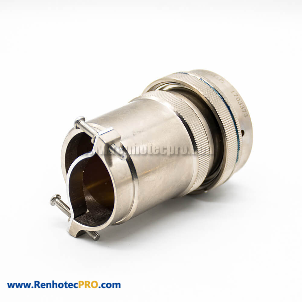 XCD Circular Electrical Connector 36 Shell 3Pin Cable Bayonet Coupling Plug Solder Socket Solder Cup Straight Male Butt-Joint Female 4 Hole Flange