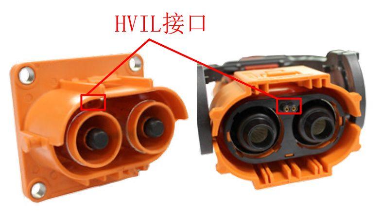 HVIL connector