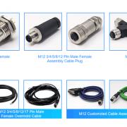M12 Series connectors