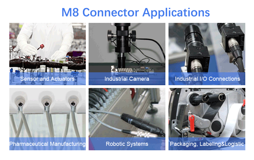 m8-connector application
